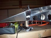 CH 650 Wing and Aileron Assembly