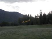 Landing: STOL CH 750