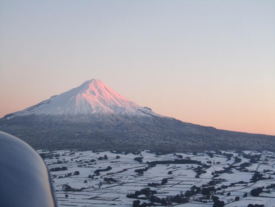 Winter Flying in New Zealand