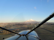 Mt Taranaki (New Zealand) from a CH701