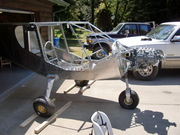 STOL CH 750 - Lycoming engine