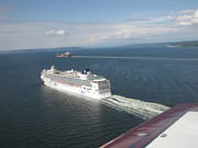 Ships In Puget Sound