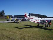 CH701 @ Foxpine airfield