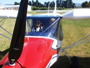 Tsuki's First Flight
