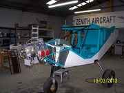Bob and his Zenith STOL CH 750 with UL Power 350i engine