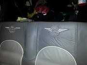 New custom seats