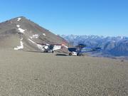 Landing the Zenith STOL CH 701 on a 6100-ft ridge