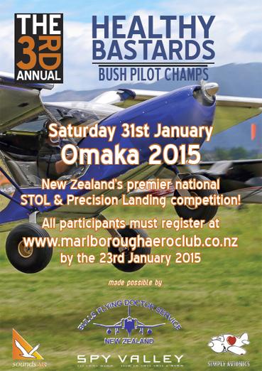 Bush Pilot Champs 2015