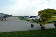 N360TM with friends at 2014 Open a Hangar Day