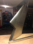Completed Rudder