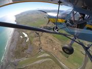 flying in New Zealand