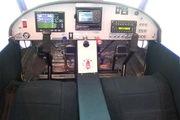 Zodiac CH 601 XL-B instrument panel