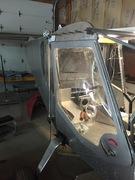 Copilot side door installation
