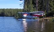 CH701 at Pulkkajärvi