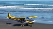 Zenith STOL CH 750 on the beach