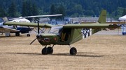 Friendliest mean-looking 701 in the Godless Northwest (at Arlington WA fly-in)