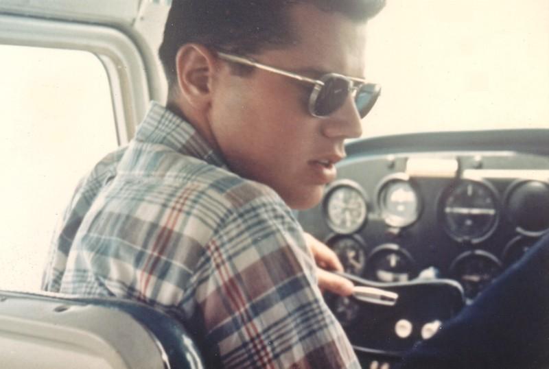 1965 Ogden UT Stan in Rented C-172 med