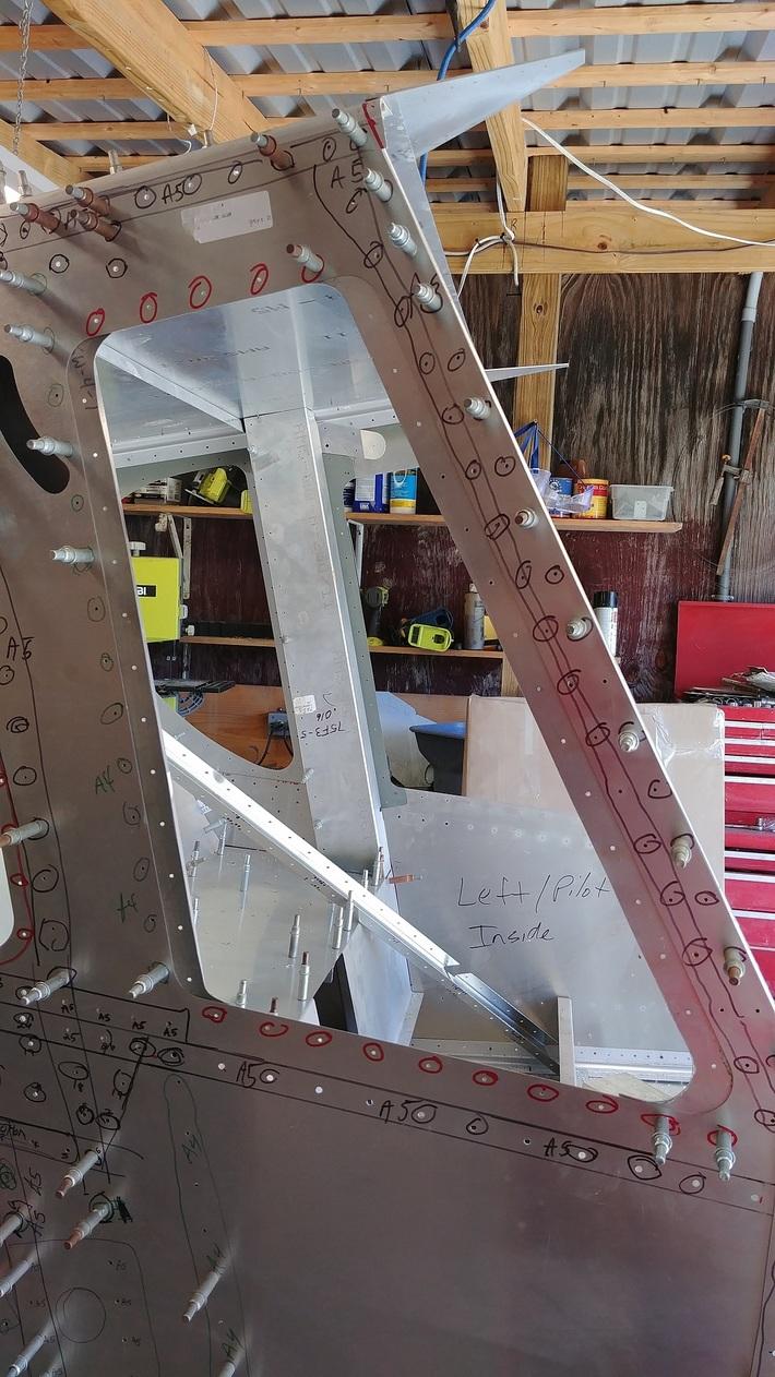 CH750 RIGHT WINDOW MOD