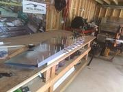 CH650B Rudder Build