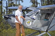 Bob Jones' STOL CH 701 on floats