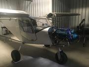 Aeromomentum engine on STOL CH 701
