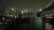 BROOKLYN BRIDGE MANHATTAN APRIL 2011.