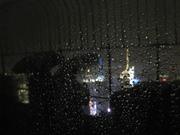 Βραδυνή βροχούλα.Empire state building.N.Y