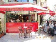 Καφεδάκι; PICCOLO CAFE ! ΠΕΖΟΔΡΟΜΟΣ ΚΟΜΟΤΗΝΗΣ!