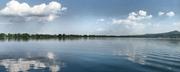 Aντανακλάσεις στην λίμνη
