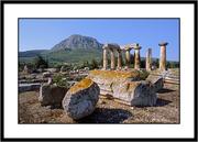 Ναός του Απόλλωνα στην Αρχαία Κόρινθο. (Ι)