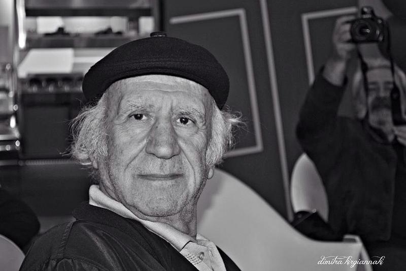 Photovision 2013 - Athens-ενας απο τους πιο αγαπημενους μου φωτογραφους...και ενας απτους πιο γλυκους και ζωντανους ανθρωπους που εχω γνωρισει....ο φωτογραφος και ζωγραφος Παναγιωτης Φραγγουλης@