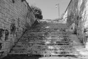 Πύργος Ηλείας: Κλίμακα 21 σκαλιών.
