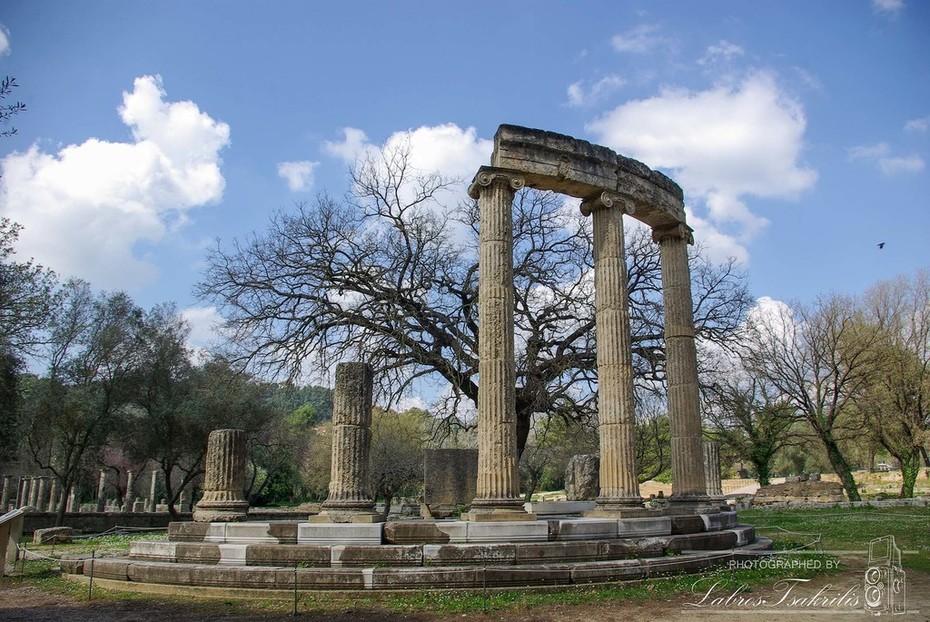 Φιλιππείον-Αρχαία Ολυμπία