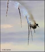 Αερομαχία στον Φλοίσβο.