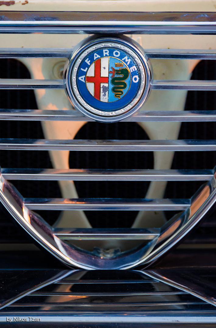 Alfa Romeo - The old school