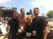 Official Tough Mudders!