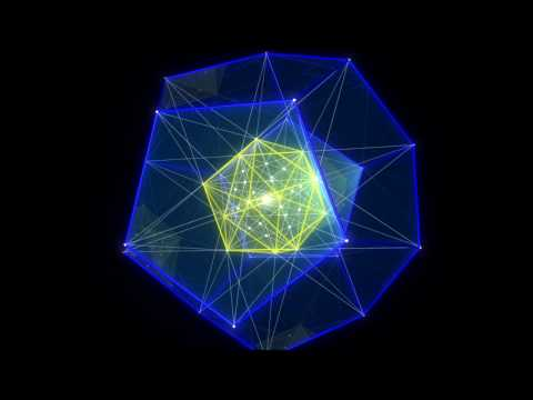 Morphing Platonic Solids (Sacred Geometry by ieoie)