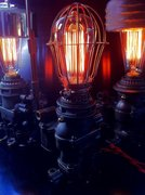 Quick pic of new lamps