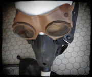 Pulp Space Gear soviet mask