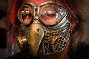 Masks I created for Gryphon's Egg
