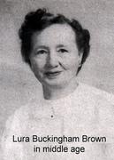 Aunt Lura1