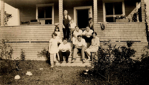 Walker Family In Brookline