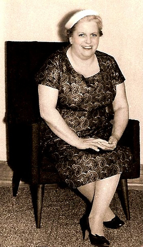 Mary Eva Adelaide Campbell