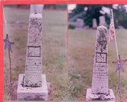 Burial Site...of Lewis & Susan Adams