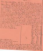 Estate Settlement Papers (1864)  - William Adams