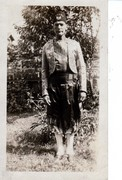 Harry Baumhofer, June 1925, Sabara Grotto