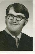 Jim's graduation pic