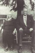 Mary Ellen Abbot and Volentine Turner Barnett