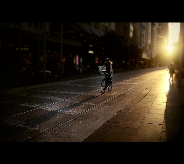The Light of City: Freedom by Thai Hoa Pham