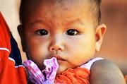 Nunuk Ragang Ranau - Children